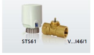 西门子电动二通阀vvi46.20