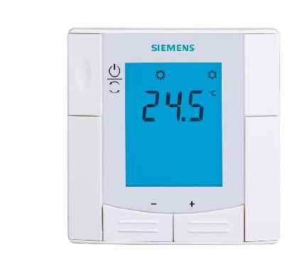 RDF410.2   西门子房间温控器